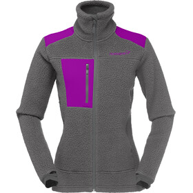 Norrøna W's Trollveggen Thermal Pro Jacket Mercury